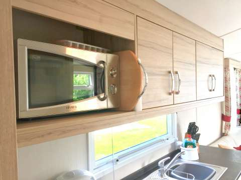 Swift Loire kitchen facilities