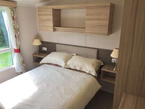 Swift Loire Double Bedroom